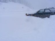 Big Storm on Monarch Pass