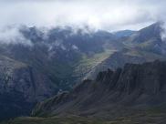 San Juan Mountains from Handie's Peak