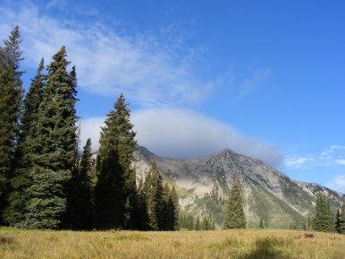 Beckwith Peak, West Elk Mountains