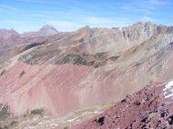 Elk Mountains north of Avery Peak