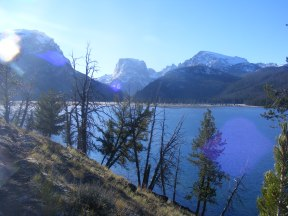 God's country... Lower Green River Lake, Wind River Range, Wyoming