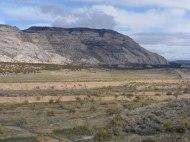 Blue Mountain, near Dinosaur National Monument
