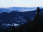 Uncompahgre Peak: Nearly seventy miles distant