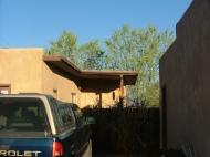 My friend's house near Taos, New Mexico
