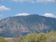 The Front Range at Colorado Springs
