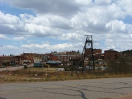 Victor, Colorado and the remnants of the turn of the twentieth century mining boom in this district
