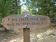 Trail directions