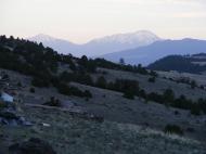 The Huajatolla Peaks