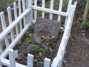 Graveyard at Vicksburg