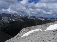 Descending Mount Shavano