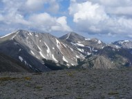 An epic day in the Sawatch Range