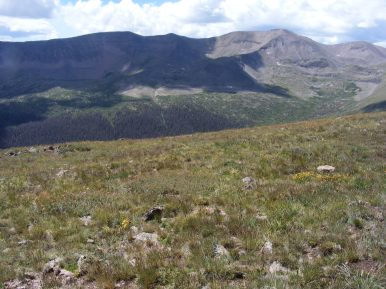 A look into Machin Basin