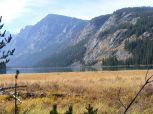 Upper Green River Lake in the Bridger Wilderness