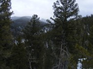 In the western foothills of the Sawatch Range