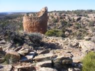 Tower Point Ruin, Horseshoe Unit, Hovenweep National Monument