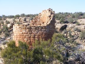 Tower Point Ruin, Hovenweep National Monument