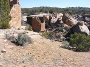 Holly Unit, Hovenweep National Monument: Left to Right - Holly House, Holly Tower and Tilted Tower