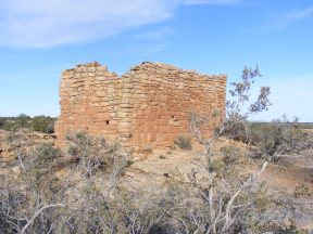 Rim Rock House, Hovenweep National Monument
