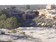 Left to Right: Hovenweep House, Square Tower, Hovenweep Castle