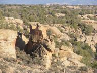 Square Tower Unit ruins, Hovenweep National Monument