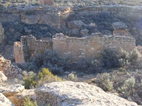 Unit Type House, Little Ruin Trail, Hovenweep National Monument