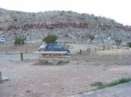 Rabbit Valley Campground