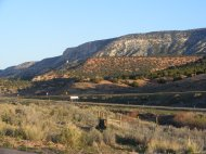 Off Interstate 70 in Utah