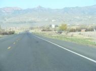 Between Salina and Scipio, Utah, U.S. 50