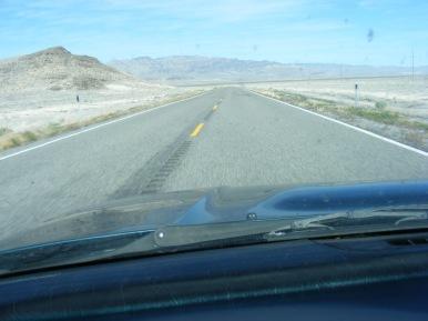 The desert west of Delta, Utah, on U.S. 6 & 50