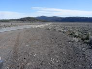California State Highway 139 north of Susanville