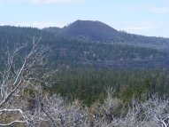 Island Butte, Lava Beds National Monument