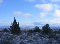 Hiking on the Three Sisters Trailhead, Lava Beds National Monument