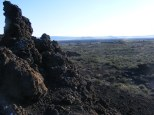 One of the views from Black Crater, Lava Beds National Monument