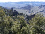 West Elk Creek below Dillon Mesa
