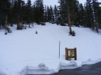 Monarch Pass has enough snow to ski in late May