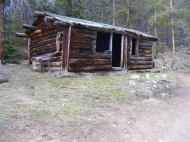 Cabin on South Quartz Creek