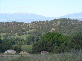 Mount Zwischen and Medano Pass