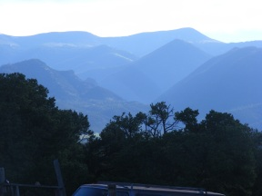 Greenhorn Mountain