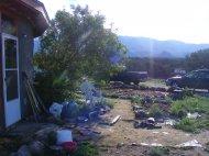 Sunrise in the Huerfano