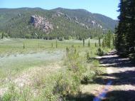 East Lost Park, Lost Creek Wilderness