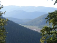 Indian Creek and South Platte Mountains, Lost Creek Wilderness