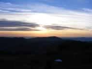 Sunrise from Bison Peak, Tarryall Mountains, Lost Creek Wilderness, Colorado