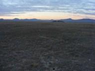Western Utah at dawn
