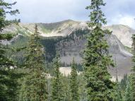 Mount Axtell seen from Gibson Ridge