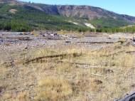Nearing Death Gulch on Cache Creek