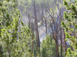 Near Death Gulch on Cache Creek