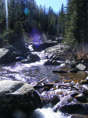 Sparkling Trail Creek