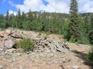 Near Hay Lake on the Crystal Lake Trail