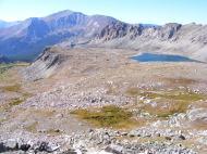 Mount Yale and Bear Lake