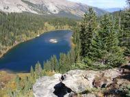 Kroenke Lake view